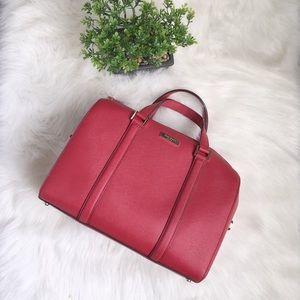 Kate Spade Newberry Lane Cassie Leather Satchel